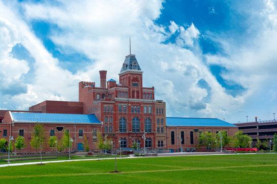 University of Colorado Denver, Community College of Denver, and Metropolitan State University of Denver multi-campus facility in Denver, Colorado
