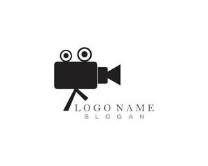 film strip icon vector illustration template design
