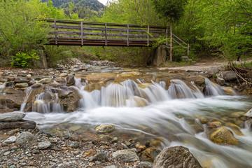 Maiser Waalweg im Passeiertal, Südtirol