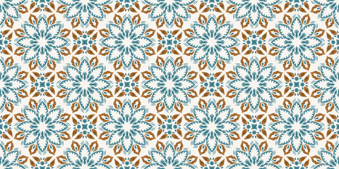 Vector damask seamless pattern background. Elegant luxury texture for wallpapers, backgrounds and page fill. Best motive for print on fabric or papper.