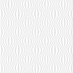 abstract seamless pattern.  wavy pattern in gray, black and white.  illustration.
