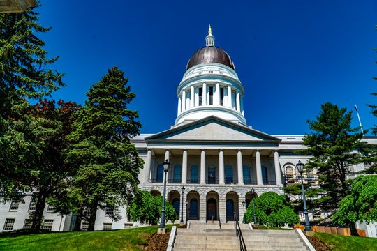 Maine State Capitol - Augusta, ME