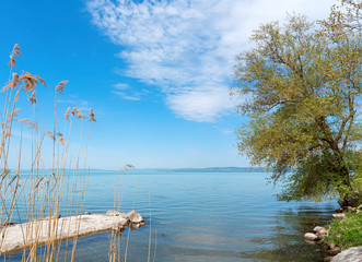 Balaton lake - Balatonföldvár - Somogy - Hungary