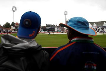 ICC Cricket World Cup - India v New Zealand