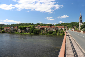 Lalinde, Dordogne, Frankreich