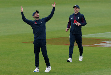 ICC Cricket World Cup - England Nets