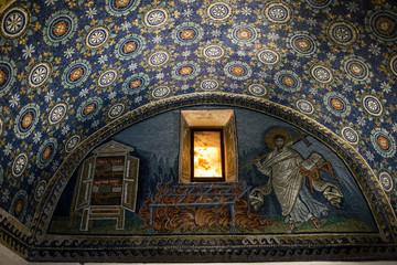 mausoleo a Ravenna