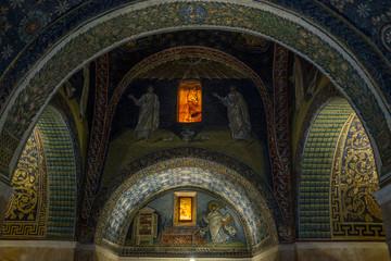 mosaico di Galla Placidia