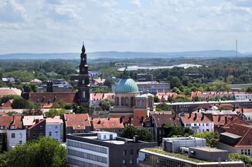 Kirchen der Calenberger Neustadt in Hannover