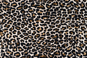 Abstract beautiful background of leopard print.