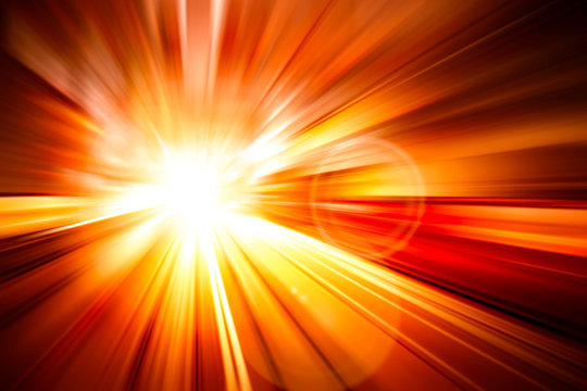 Motion Light speed and fast effect background