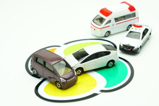 シニアドライバー 事故イメージ