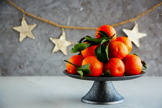 Tangerines and Christmas