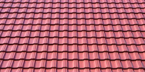 Dachziegel, rot, Hintergrund