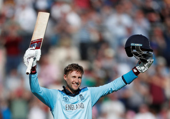 ICC Cricket World Cup - England v West Indies