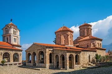 Holy historic church Sveti Naum