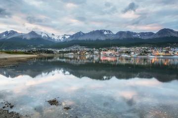 Ushuaia, Argentina. Province of Tierra del Fuego. Patagonia