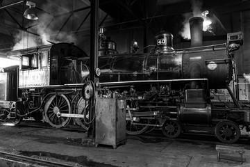 Steam Locomotive Ely Nevada
