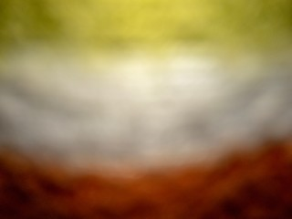 Blurry abstract wavy image