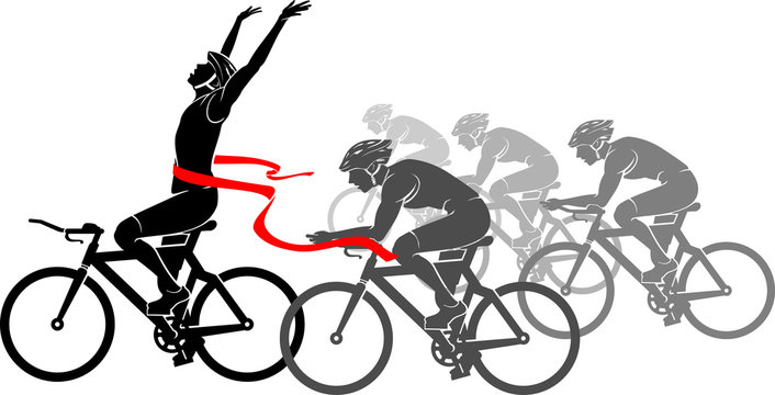 Bicycle Racing Event, Winning Moments