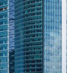 Office building windows F