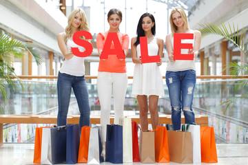 Sale conceptual picture