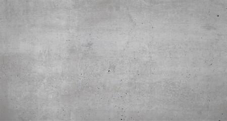 Grauer Beton, grauer Hintergrund, Betonwand, großformat, Breite Wand mit Strukturen und rauen stellen. Industrial Design.
