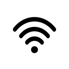 Wifi internet icon sign – stock vector