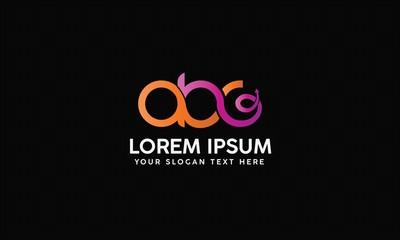 ABC Letter logo