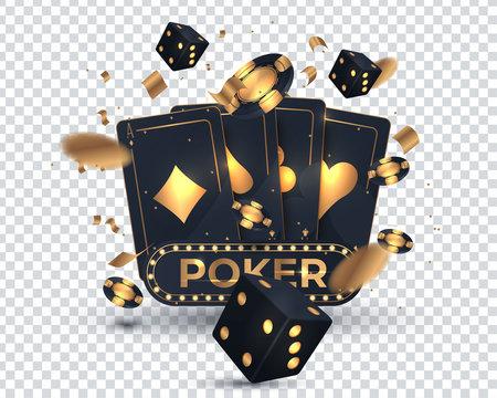 Casino card design