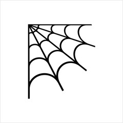 Spider Web Icon Design