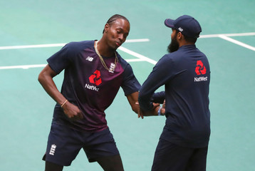 ICC Cricket World Cup - England Nets