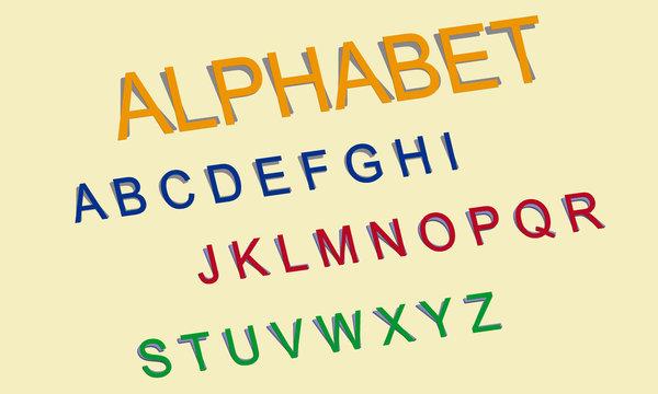 Abacedario o alfabeto