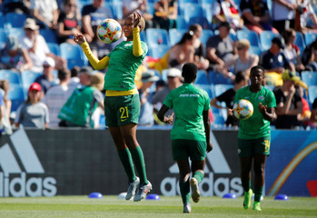 Women's World Cup - Group B - South Africa v Germany