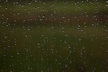 beautiful raindrops background for text