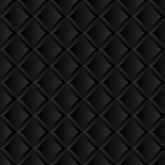 Deurstickers Leder Abstract geometric 3D background. Modern stylish texture. Seamless pattern