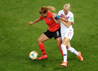 Women's World Cup - Group A - Korea Republic v Norway