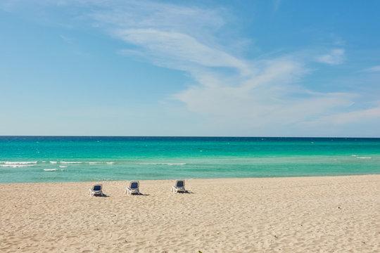 Varadero, beach and ocean