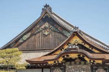 Nijo-jo Schloss in Kyoto