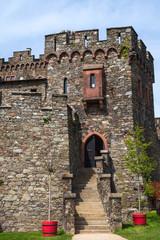 Turm der Burg Reichenstein