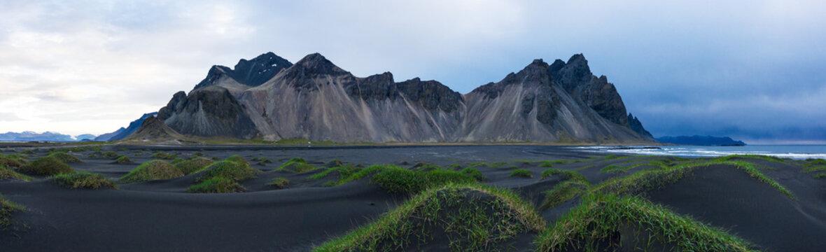 Vestrahorn Stokksnes, southern Iceland
