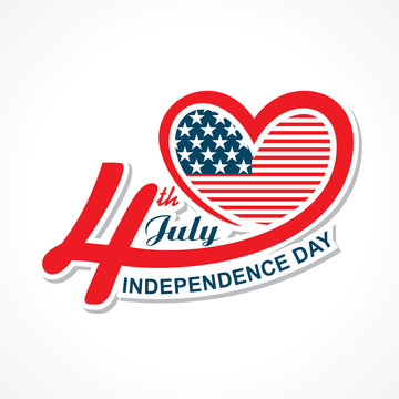 Happy Independence Day of United States 4th July