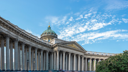 Kazan Cathedral in the city of St. Petersburg. Fototapete