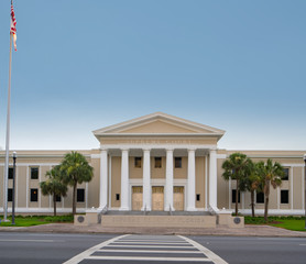Florida Supreme Court Building Tallahassee