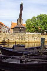 der Kran in Lüneburg