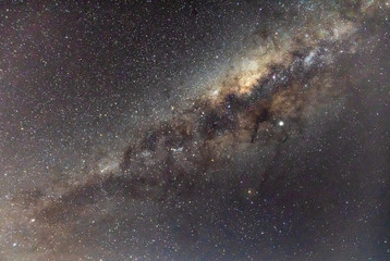 Pre Dawn Starry Sky