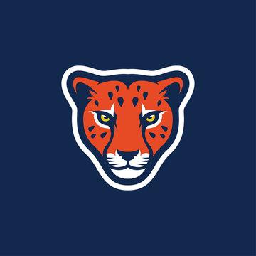 cheetah logo design awesome inspiration