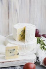 Fotobehang Zuivelproducten Roquefort cheese