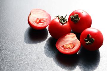 Few Ripe Tomatoes