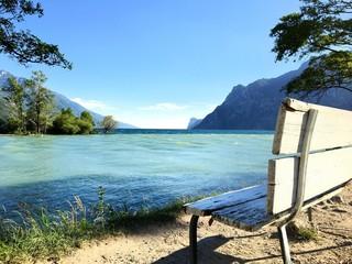 Bench @ Lago di Garda